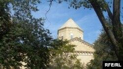 Bakıda erməni kilsəsi. 1 noyabr 2006