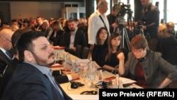 Konferencija o korupciji u Podgorici