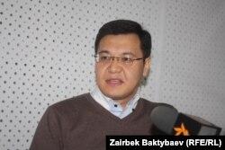 Азат Эркебаев
