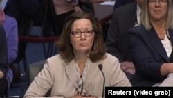 د امریکا د استخباراتي ادارې سي ای ای مشره جینا هسپل.
