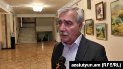 Депутат фракции «Мой шаг» Андраник Кочарян