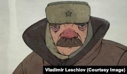 """Персонаж фильма """"Затерянные в снегах"""" похож на Никиту Михалкова"""
