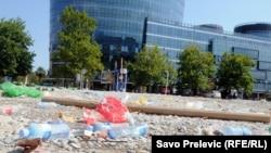 """""""Ovoga ljeta, otpad je bio svuda oko nas i ružio je sliku našega grada"""""""