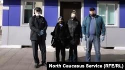 Члены ОНК по Дагестану