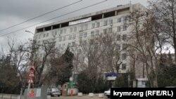 Хирургический корпус горбольницы еще до 2014 года был признан аварийным