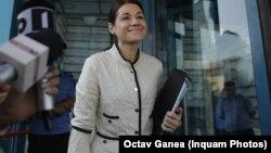 Alina Corina Corbu este acuzată că ar fi copiat fără să citeze din lucrări ale unor magistrați români și străini