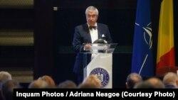 Călin Popescu Tăriceanu, la întâlnirea anuală cu diplomații români