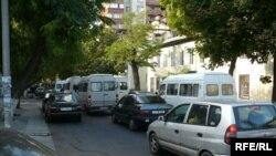 Ambuteiaj pe străzile Chișinăului