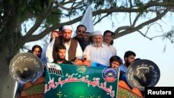 د پاکستان د لشکر طيبه ډلې بنسټ ايښودونکی، حافظ سعيد