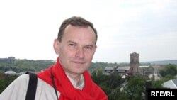 Тарас Возняк – головний редактор незалежного культурологічного часопису «Ї»
