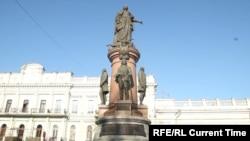 Пам'ятник Катерині ІІ в Одесі