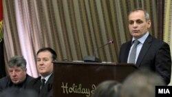 Маријан Додовски кога го најави припојувањето кон ВМРО-ДПМНЕ