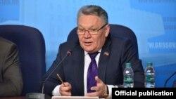 Министраобразования и науки РТ Рафис Бурганов