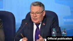 Рафис Бурганов — министр образования и науки Татарстана