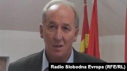Хазби Идризи, градоначалник на Општина Боговиње.