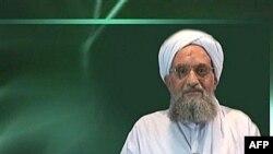 ايمن الظواهری از جمهوری اسلامی به خاطر ترويج تئوری توطئه در باره حادثه ۱۱ سپتامبر انتقاد کرد. عکس از( AFP)