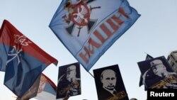 Sa protesta ekstremnih desničara u Beogradu