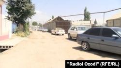 Гисар районундагы Багалак айылы.