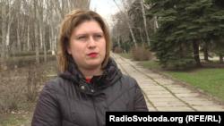Анастасия Прокопенко, координатор Гражданской сети «Опора» в Донецкой области