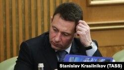 Игорь Холманских, полпред в УрФО