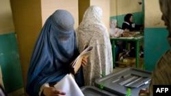 Prvi izborni krug u Avganistanu, 20. avgust 2009