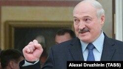 Александр Лукашенко в Москве, 25 декабря 2018