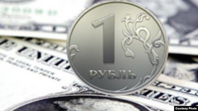 Курс доллара падает