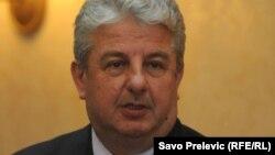 Milorad Veljović, direktor policije Srbije