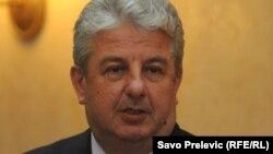 Milorad Veljović Direktor policije Srbije