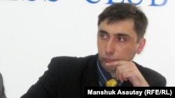 Гражданский активист Вадим Курамшин.