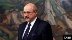 Верховный комиссар ОБСЕ по делам национальных меньшинств Ламберто Заньер