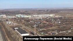 Поселок Михайловка в Черемховском районе Приангарья