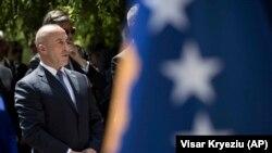 Kryeministri i Kosovës, Ramush Haradinaj