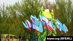 Bağçasarayda Hıdırlez bayramı, 2015 senesi mayıs 3 künü