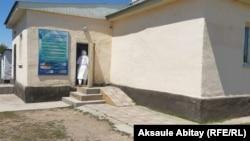 Сельская амбулатория в Каракемере.
