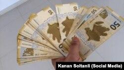 Manata dəstək kampaniyasından foto