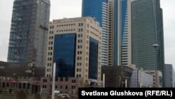 Главный офис компании «Казахстан темир жолы». Иллюстративное фото.