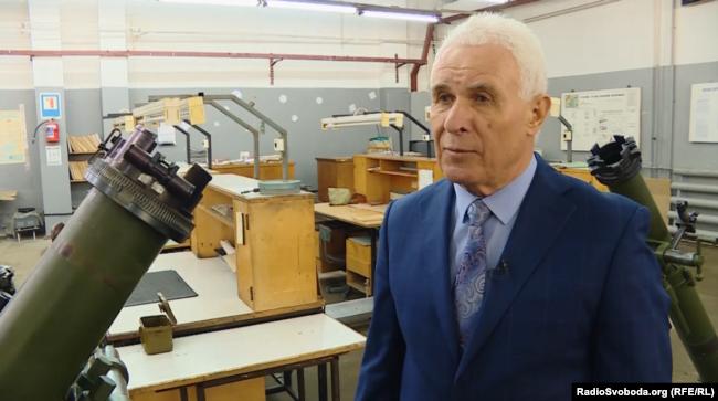 Валерій Синіцин, головний інженер заводу «Маяк»