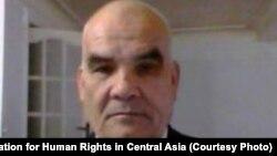 Правозащитник Нуриддин Джуманиязов.