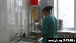 В больнице в Кыргызстане. Иллюстративное фото.