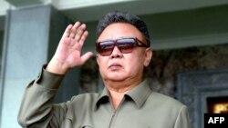 Лидерот на Северна Кореја Ким Џонг Ил