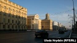 Будынак КДБ Беларусі ў Менску