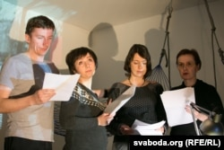 Падчас «Балотнай плошчы» ў Менску