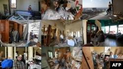 Bejrut: Lica porušenih domova