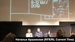 Lyubov Zemtsova,Vladimir Mikhailovsky, Maksim Gavrilenko, cei trei ziariști expulzați de puterea din Belarus în Ucraina