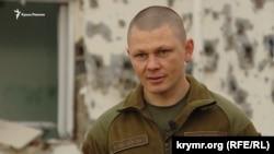 Юрій Головашенко, командир 57-ї окремої мотопіхотної бригади