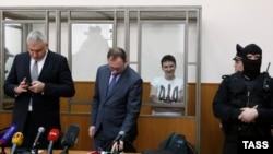 Оголошення вироку у справі Савченко, Донецьк, Ростовська область, Росія, 21 березня 2016 року