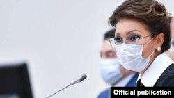 Dariga Nazarbayeva, 9 aprel 2020