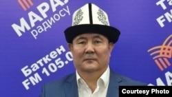 Жылдызбек Турганов.
