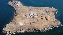 Insula Șerpilor.